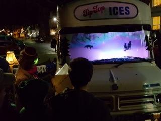 D-Light Ice Cream Van