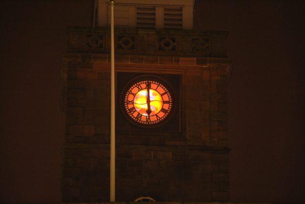 D-Lux Festival of Light - Big Burns Supper