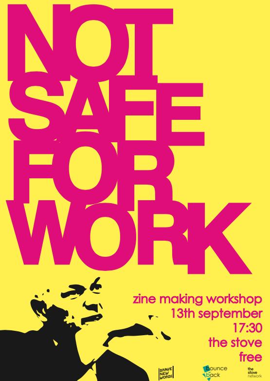 NSFW Zine Workshop