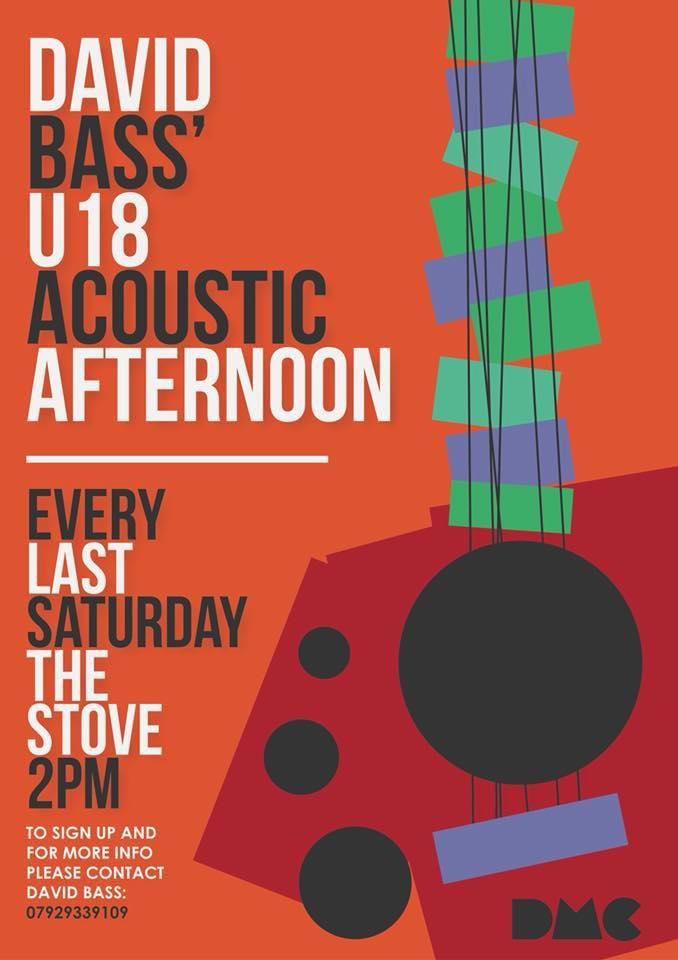 U18 Acoustic Afternoon